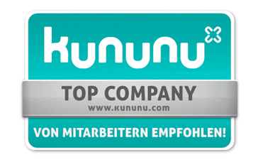 Grafik: Kununu - Top Company